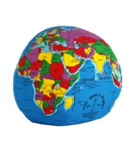 globe-pillow